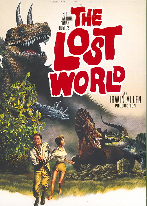 LOST WORLD SPECIAL EDITION BY RAINS,CLAUDE (DVD)